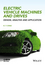 Electric Vehicle Machines and Drives: Design, Analysis and Application (111875252X) cover image