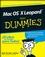 Mac OS X Leopard Para Dummies (0470379030) cover image