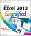 Excel 2010 Simplified (0470577630) cover image