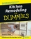 Kitchen Remodeling For Dummies (0764525530) cover image