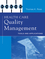 Health Care Quality Management: Tools and Applications (1118505530) cover image