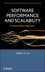 Software Performance and Scalability: A Quantitative Approach (0470462531) cover image