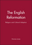 The English Reformation: Religion and Cultural Adaption (0631210431) cover image