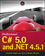 Professional C# 5.0 and .NET 4.5.1 (1118833031) cover image