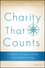 Charity That Counts: The Charity Navigator Guide to Intelligent Investing (1118881931) cover image
