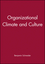 Organizational Climate and Culture (0470622032) cover image