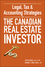 Legal, Tax and Accounting Strategies for the Canadian Real Estate Investor (0470677732) cover image