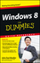 Windows 8 For Dummies Quick Reference (1118132432) cover image