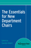 The Essentials for New Department Chairs (1118196732) cover image