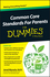 Common Core Standards For Parents For Dummies (1118841832) cover image