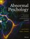 Abnormal Psychology, 14th Edition (1119395232) cover image