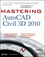 Mastering AutoCAD Civil 3D 2010 (0470473533) cover image