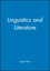Linguistics and Literature (0631192433) cover image