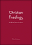 Christian Theology: A Brief Introduction (0745610633) cover image