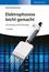 Elektrophorese leicht gemacht: Ein Praxisbuch für Anwender, 2. Auflage (3527695133) cover image