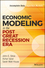 Economic Modeling in the Post Great Recession Era: Incomplete Data, Imperfect Markets (1119349834) cover image