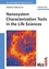 Nanosystem Characterization Tools in the Life Sciences (3527313834) cover image