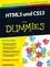 HTML5 und CSS3 für Dummies (3527681434) cover image