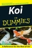 Koi For Dummies (0470099135) cover image
