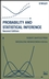 Probability and Statistical Inference, 2nd Edition (0471696935) cover image