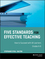 Five Standards for Effective Teaching: How to Succeed with All Learners, Grades K-8 (0787980935) cover image
