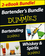 Bartender's Bundle For Dummies Two eBook Bundle: Bartending For Dummies and Whiskey & Spirits For Dummies (1118596935) cover image