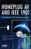 Homeplug AV and IEEE 1901: A Handbook for PLC Designers and Users (0470410736) cover image