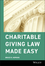 Charitable Giving Law Made Easy (0471783536) cover image