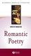 Romantic Poetry (0631229736) cover image