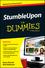 StumbleUpon For Dummies (1118505336) cover image
