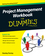 Project Management Workbook For Dummies (1118958136) cover image