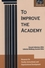 To Improve the Academy: Resources for Faculty, Instructional, and Organizational Development, Volume 19 (1882982436) cover image