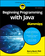 Beginning Programming with Java For Dummies, 5th Edition (1119235537) cover image