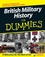 British Military History For Dummies (0470032138) cover image
