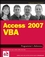 Access 2007 VBA Programmer's Reference (0470047038) cover image