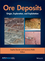 Ore Deposits: Origin, Exploration, and Exploitation (1119290538) cover image