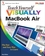 Teach Yourself VISUALLY MacBook Air (0470376139) cover image