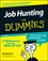 Job Hunting For Dummies, 2nd Edition (0764551639) cover image