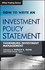 How to Write an Investment Policy Statement, 2nd Edition (1118679539) cover image