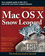 Mac OS X Snow Leopard Bible (047045363X) cover image