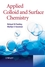 Applied Colloid and Surface Chemistry (047086883X) cover image