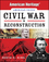 Civil War and Reconstruction (047144393X) cover image