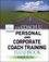 The Coach U Personal and Corporate Coach Training Handbook (047171173X) cover image