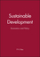 Sustainable Development: Economics and Policy (063120993X) cover image