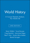 World History: A Concise Thematic Analysis, Two Volume Set, 2nd Edition (111865403X) cover image