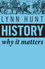 History: Why it Matters (150952553X) cover image