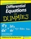 Differential Equations For Dummies (0470178140) cover image