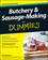 Butchery and Sausage-Making For Dummies (1118374940) cover image