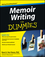 Memoir Writing For Dummies (1118414640) cover image