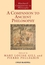 A Companion to Ancient Philosophy (1405188340) cover image